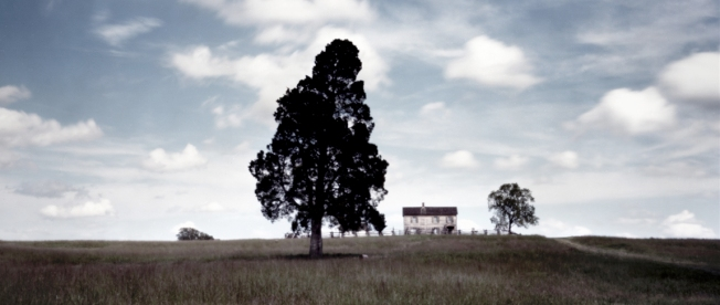 Henry House, Manassas Battlefield, Va. 2012