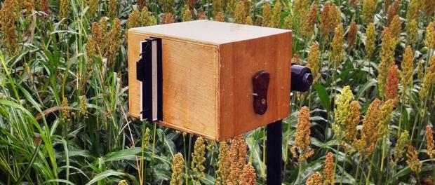 The pinhole camera at Antietam, Sharpsburg, Md
