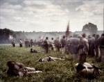 Reenactment of the Battle of Glendale at Elizabethtown, PA. 2012
