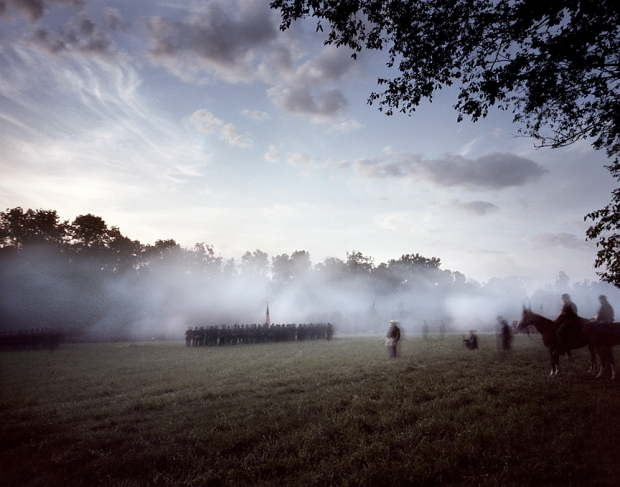 Gaines's Mill Battle Reenactment, Elizabethtown, Pa 2012
