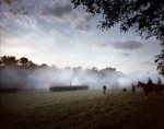 Reenactment of the Battle of Gaines's Mill in Elizabethtown, PA. 2012