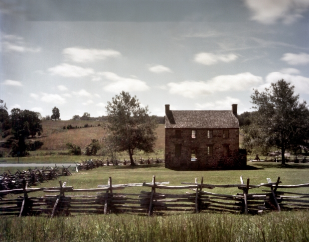 The Stone House served as a field hospital in the battles of both 1st and 2nd Manassas