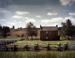 Stone House on the Battlefield at Manassas, VA. 2012