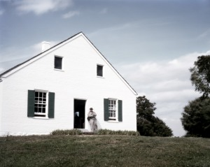 The Dunker Church at Antietam. Sharpsburg, Md 2012