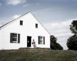 The Dunker Church at Antietam. Sharpsburg, Md 2012