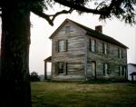 The Henry House, Manassas Battlefield, VA. 2011