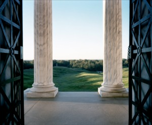 From the Illinois Monument, Vicksburg Battlefield, MS. 2012