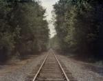 Railroad outside Corinth, Mississippi. 2012