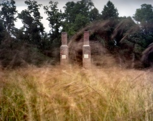 Parsonage Ruins, Malvern Hill Battlefield
