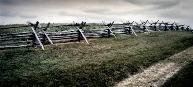 Sunken Road, later known as Bloody Lane at Antietam