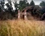 The Parsonage Ruins on the Battlefield of Malvern Hill, VA. 2012