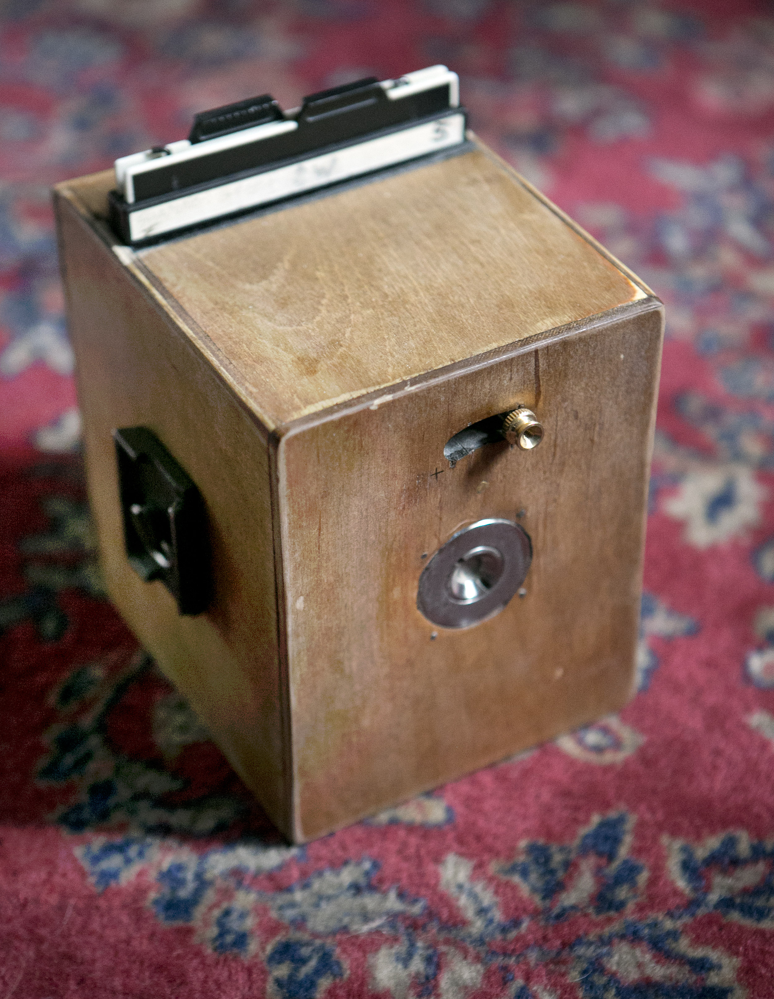Pinhole Cameras | Civil War 150 Pinhole Project