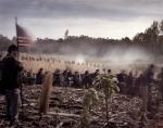 Reenactors at the Battle of Chancellorsville in Spotsylvania County, Va  2013.