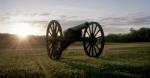 Cannon atop Fairview on the Battlefield at Chancellorsville, Va 2013