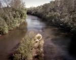 Germanna Ford, the Rapidan River, Culpepper County, Va 2013