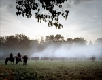 Reenactment of the Battle of Gaines' Mill, Elizabethtown, Pa 2012