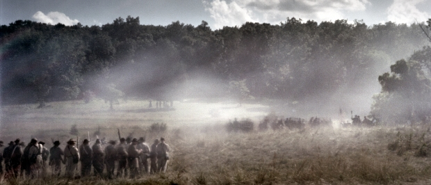 Confederates drive Union forces from the field on day 2 at Gettysburg. 2013