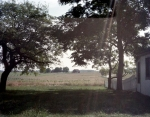 Looking toward the Peach Orchard at Gettysburg, Pa 2013