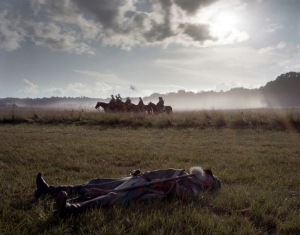 One in 53,000 casualties at the Battle of Gettysburg. 2013