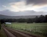 Sunset on the Mountain Cove Farm, Chickamauga, Ga 2013.