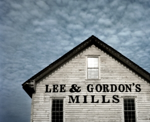Lee & Gordan's Mill in Chickamauga, Ga 2013.