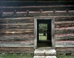 The Brotherton Cabin on the Battlefield at Chickamauga, Ga 2013.