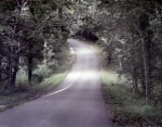 Park road, Chickamauga Battlefield, Ga 2013