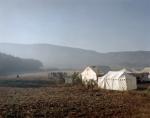 Photographer's tent McLemore's Cove, Ga 2013.