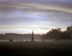 Monuments in Viniard Field at Chickamauga. 2013