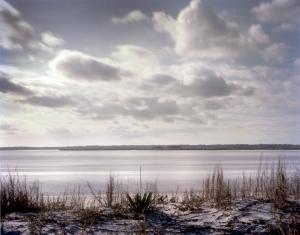 Site of Battery Gregg on Morris Island, SC 2013