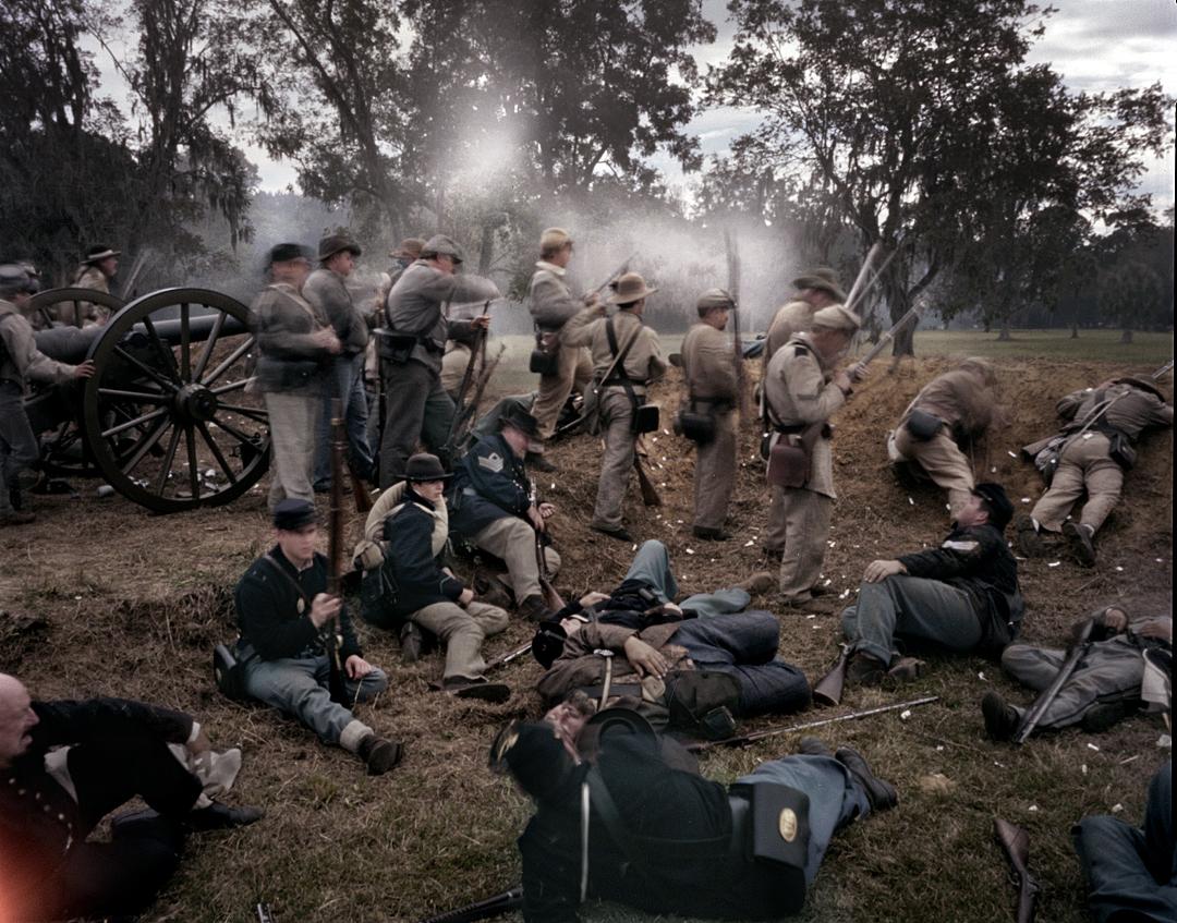 Charleston, Fort Sumter and Battery Wagner | Civil War 150 Pinhole ...