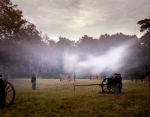 Reenactment of the Battle of Ft. Wagner at Boone Hall Plantation, SC 2013