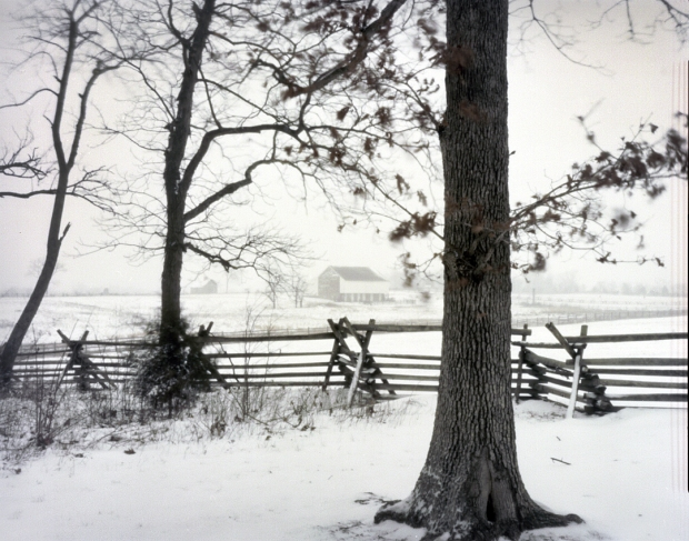 McPherson Ridge