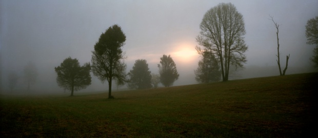 Sunrise at Spotsylvania National Military Park, Va -2014