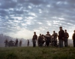 Cannoneers stand by their guns in Spotsylvania County, Virginia 2014