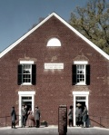 Zion Church served as a hospital and HQ for the Confederates during the Battle of Spotsylvania Courthouse 2014