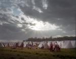 Reenactor encampment, Spotsylvania, Va 2014
