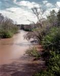 The Rapidan River at Germanna Ford, Va 2014