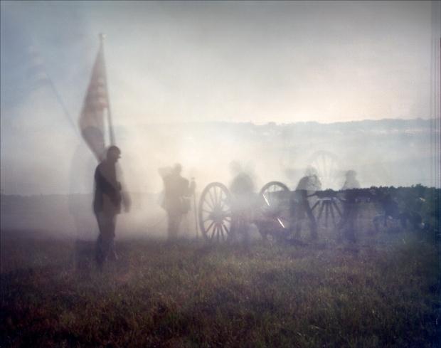 Gunners at Gettysburg