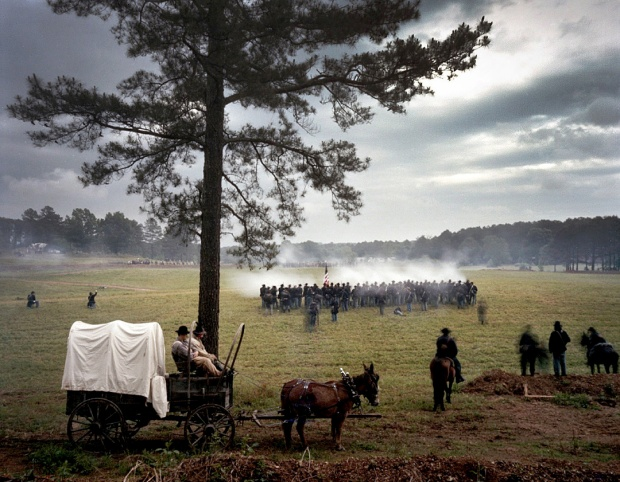 150th anniversary reenactment of the Battle of Resaca, Ga 2014