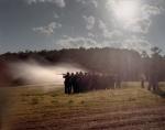 Reenactment of the Battle of Resaca, Ga 2014