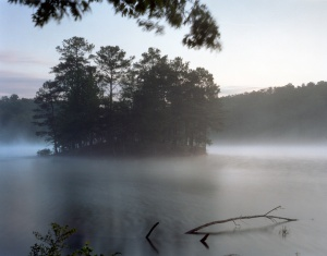 Dawn at Allatoona Lake, Ga 2014