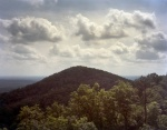 Little Kennesaw as seen from Big Kennesaw Mountain, Ga 2014