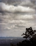 View of Atlanta from Kennesaw Mountain
