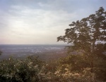 View looking west from Kennesaw Mt