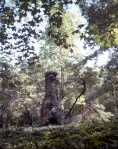 Ruins at the base of Kennesaw Mountain