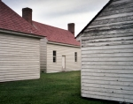 Out buildings at City Point National Battlefield