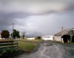 Mount Jackson from a farm in New Market, Va