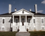 Union troops were encamped here on the 18th century Belle Grove Plantation when they were overrun during the Battle of Cedar Creek