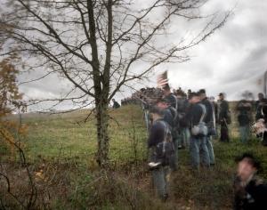 Reenactors in the Shenandoah Valley 2014
